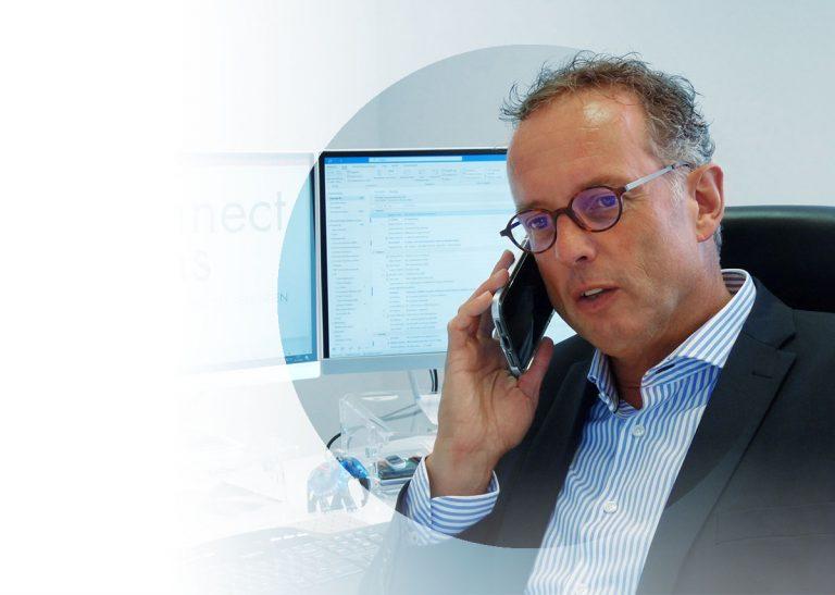 Rob Smeets directeur eigenaar Connect Solutions B.V.
